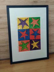 Kunstdruck 6 Stars von Stanley