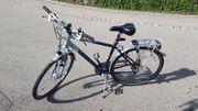 Verkaufe Trekkingrad für Herren 28