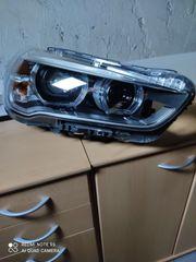 Original bmw x1 f48 scheinwerfer