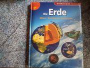 Buch Die Erde - Meere Kontinente