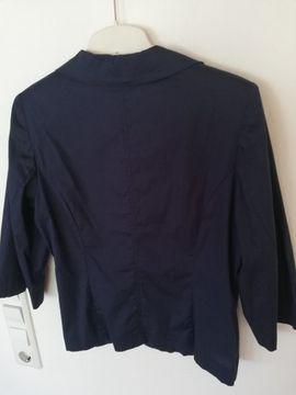 Damenbekleidung - BLAZER dkl blau Gr 40