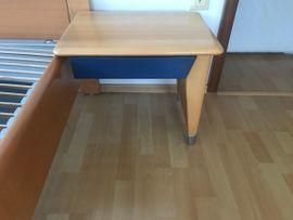 Hülsta Schlafzimmerbett 2 Konsolen: Kleinanzeigen aus Albershausen - Rubrik Schränke, Sonstige Schlafzimmermöbel