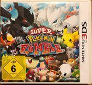 Nintendo 3DS Spiel - Super POKEMON