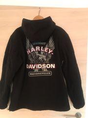 Motorrad-Jacke Harley Davidson Gr S
