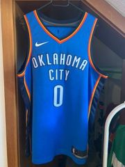 Original Nike NBA Oklahoma City