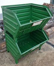 Schäfer Transportbehälter Stapelbehälter Metallbehälter