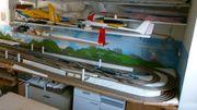 Modelleisenbahn Spur N analog