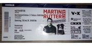 1 Ticket für Martin Rütter