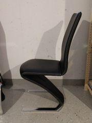 Kunstleder Stühle