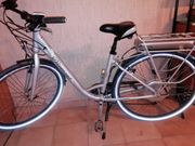 Elektro-Bike Pedelec Damen Modell Unbar