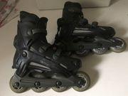 Rollerblades Gr 37 mit Sturzschoner