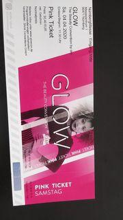 2 GLOW Pink Tickets Nürnberg