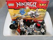 Lego Ninjago 2259 Skelett Chopper