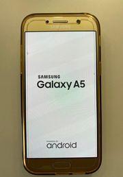 samsung galaxy a5 Handy wie