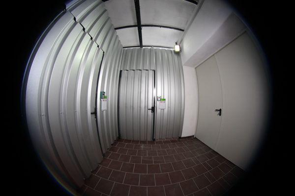 Möbeleinlagerung 8m³ Lagerhalle Trocken kein