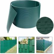 10 Stück Hart PVC Sichtschutzstreifen
