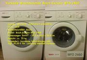 Waschmaschine Bosch Exclusiv WFD 2460