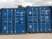 Container als Lager oder Self-Storage