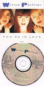 MAXI CD - Wilson Phillips - You