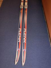 Langlaufski Länge 185 cm
