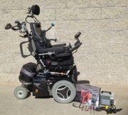 Permobil C500 Standing Wheelchair