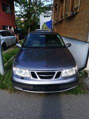 Saab 9 5 zum ausschlachten