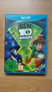 Ben10 Omniverse Spiel für Wii