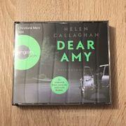 Spannendes Hörbuch Dear Amy Psychothriller
