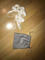 Dior Staubbeutel mit Schnürsenkel