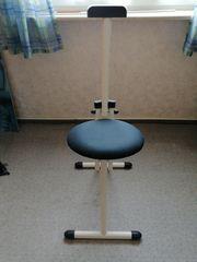 Stehhilfe Bügelstuhl von Leifheit
