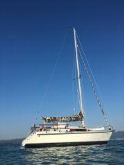 Segelboot Segelschiff Dehler Duetta 94