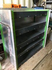 Werkzeugschrank - Materialschrank für Kleinbus gebraucht
