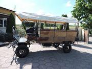 Planwagen Kremser - für 14 Personen -