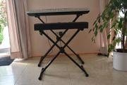 Sitzbank für Klavier oder Keyboard