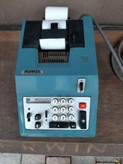 Rechenmaschine Olivetti