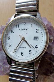 Mit 5 ATM Marken-Armbanduhr Datum
