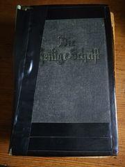 Bibeln in verschiedenen Ausführungen