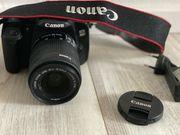 Canon EOS 700D Spiegelreflexkamera