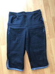 Caprihose Jeans