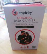 ergobaby Baby Carrier Original Top