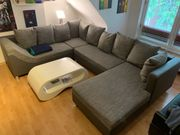 große Couch Landschaft