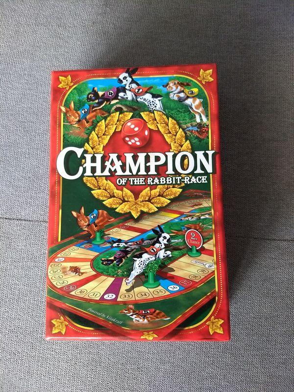 Vitakraft - Champion of the Rabbit-Race, Pocket-Variante, Kaninchen