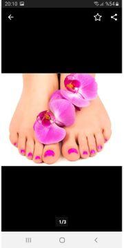Fußpflege Pediküre