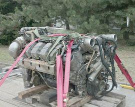 V8 Motor MAN D 2868 LF 02 nur 395000 km