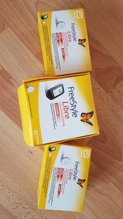 2 Stck Sensoren FreeStyle Libre