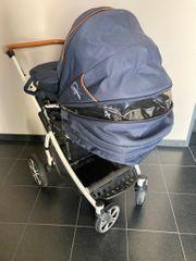 Kinderwagen Kombi Gesslein F4