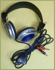 Multimedia Stereo-Headset Wasty