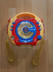 Kinder CD Player mit Mikrofonen