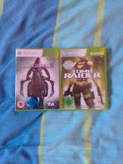 4 Xbox360 Spiele zum Tausch