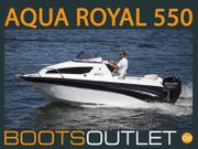 Aqua Royal 550 Cruiser Motorboot